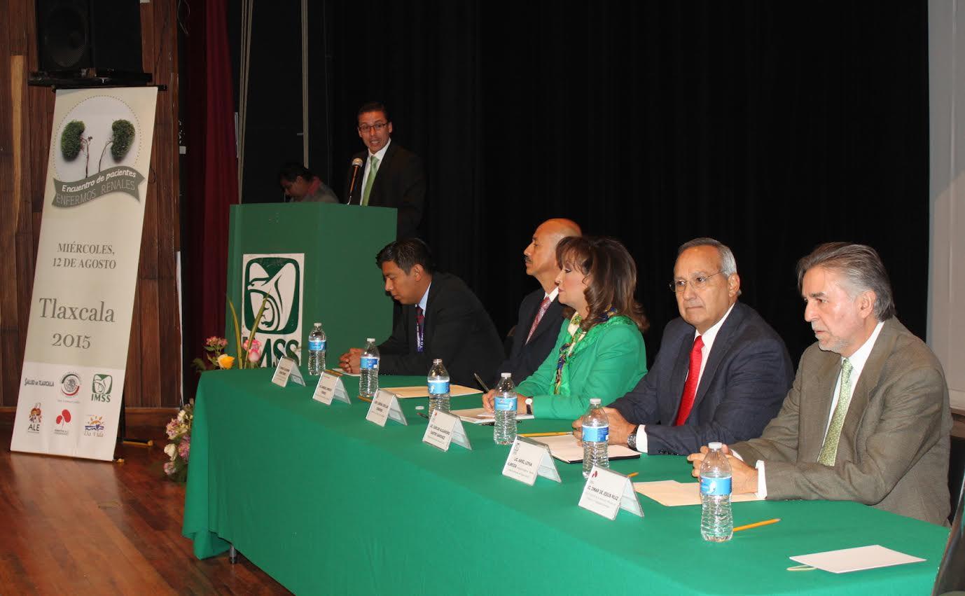 Encuentro de Pacientes Renales, Tlaxcala-12/Agosto
