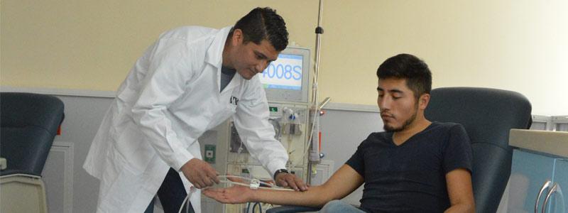 México podría convertirse en referente mundial en el tratamiento de pacientes con enfermedad renal crónica terminal.