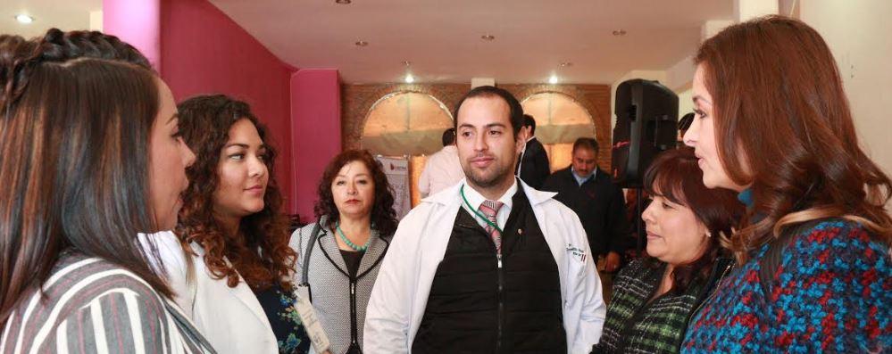 El Clìnico de Valladolid, España, acoge a un profesional mexicano para formarse como Coordinador médico en el Master Alianza
